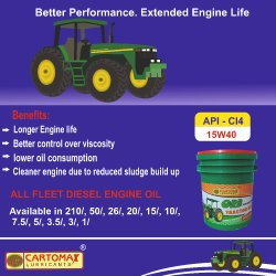 Agrinol Tractor Engine Oil