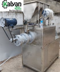 Automatic Murmura Making Machine