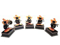 Ganesha Musical Set Of 4
