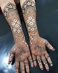 Bridale Mehandi
