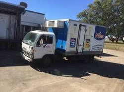 Milk Run Operations Service