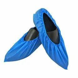 Disposable LD Shoe Cover Blue