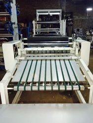 Simplex Automatic Paper Roll To Sheet Cutting Machine
