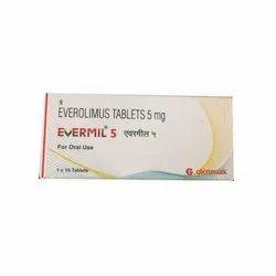 5 Mg Everolimus Tablets