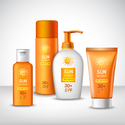 UV Filters Sunscreen Lotion