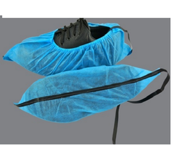 Blue Conductive Shoe Cover