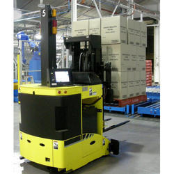 Automated Guided Vehicle Agv System Manufacturers