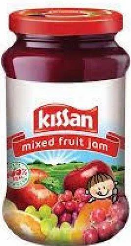 kissan jam ingredients