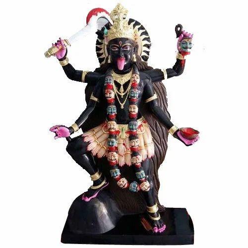 Image result for kalika mata statue