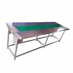 SS Packing Conveyor
