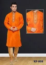 Mens Evening Wear Kurta Pajama