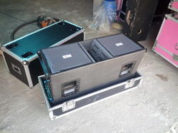 Vartec Line Array Flight Case