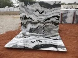 Stylish Black Marble