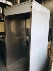 Stainless Steel Automatic Human Sanitizing Tunnel