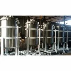 Industrial Process Tanks
