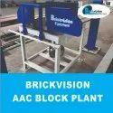 100 CBM Automatic AAC Plant