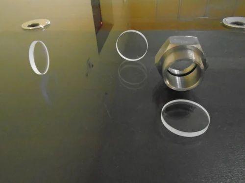 Furnace Peep Hole Quartz Glass