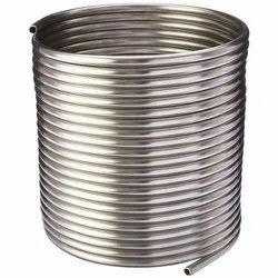 Stainless Steel Pan Cake Coil Tube