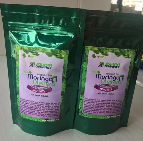 Moringa Powder - Dia Moringa Powder Exporter from Coimbatore