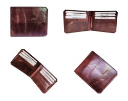 Real Leather Gents Wallet