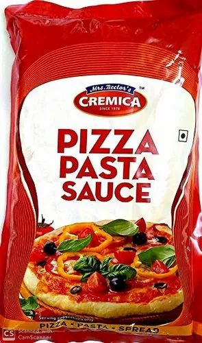 Cremica Pizza Sauce Packaging Size 1 Kg Rs 185 Packet Mahavir Marketing Id 15997902033