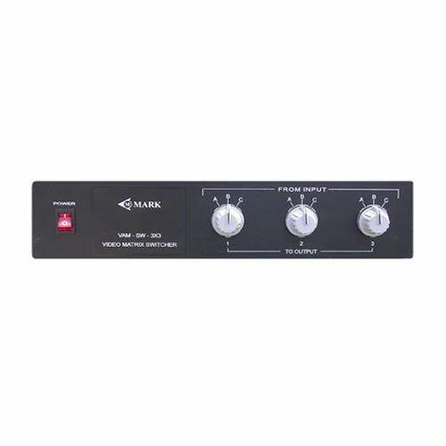 VGA Video Audio Matrix Switchers