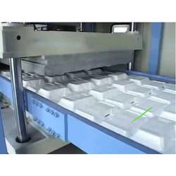 Fully Automatic Thermocol Dona Making Machine