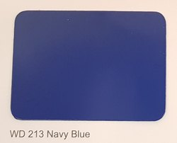 Wd-213 Navy Blue ACP Sheets