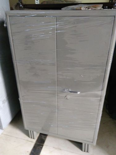 Stainless Steel Small Office Cupboard