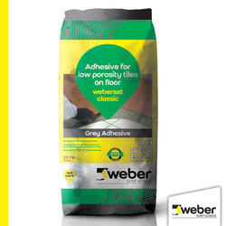 Weber Set Classic Grey Standard Tile Adhesive