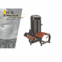 PP 15 Prone Leg Curl Machine