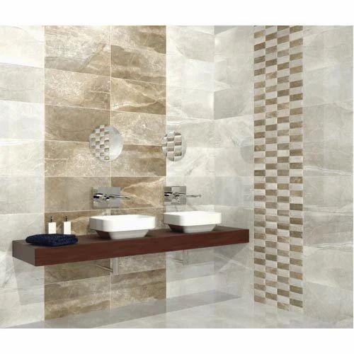 Gloss Bathroom Wall Tiles Rs 180 Box