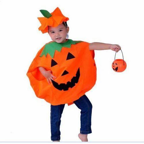534dc04994e Child Pumpkin Fancy Dress