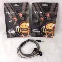 3.55 Mobile Rock Zircon Earphone