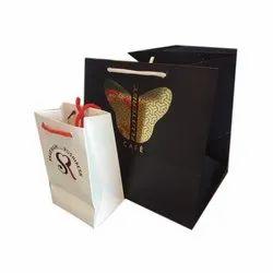 Printed Laminated Shopping Paper Bag