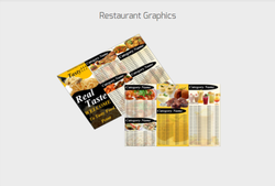 Restaurant Graphics Service