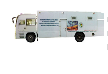 Mobile Hospital Service, Commercial Vehicles & Three