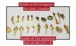 God Decoration Weapons