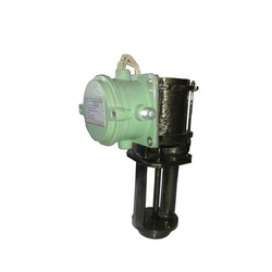 Coolant Pump With Fire Proof Terminal Box