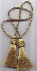 Gold Christmas Tassel