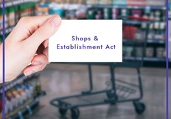 Consultant Shop & Establishment Registration Service