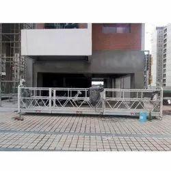 Suspended Rope Platform On Rent