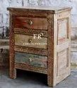 Resort Furniture - Vintage Bedsides - Designer Hotel Nightstands