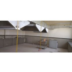 Commercial Kitchen Hood Ducting