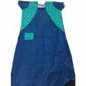 Designer Printed  Cotton Nightgown