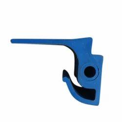 Blue Automotive Plastic Clip, Pack Type: Box, Size: 4 Inch