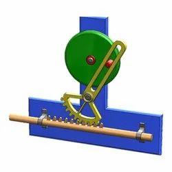 Mechanism Animation Service