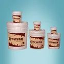 Milky White Polyvam Wood Adhesive, Packaging Type: Plastic Container