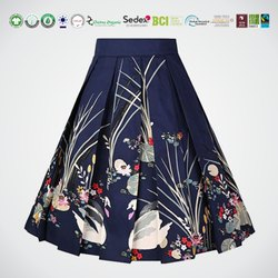 Fair Trade Organic Cotton Ladies Skirts