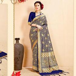 f909306f97212 Fancy Saree - Beautiful Ladies Silk Saree Manufacturer from Surat